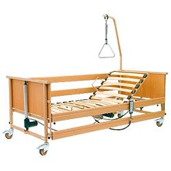łóżko Burmeier przedłużone